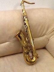 Tenor Saxophon King Cleveland Vintage