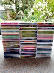 Kinder CDs zu verkaufen-78 STÜCK