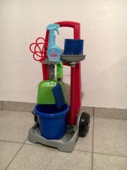 Kinder-Putzwagen
