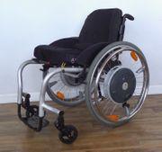 TiLite Aero-Z E-Motion M15 Elektro-Rollstuhl