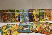 Sammlung Konvolut MOSAIK DDR Comic