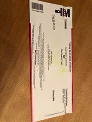 NF-Ticket München 6 320