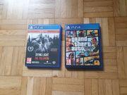 Verkaufe 2 PS4-Spiele