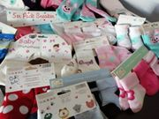 135 Paar Baby Erstlingsschuhe Kinderstrümpfe