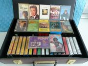 Ein Koffer voll Musik - Cassetten