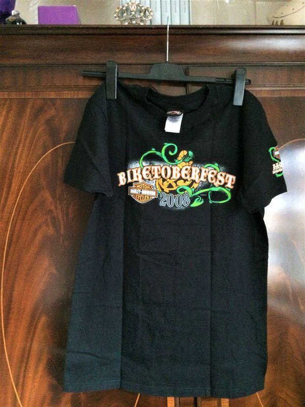 original Harley-Davidson T-Shirt Herren Grösse