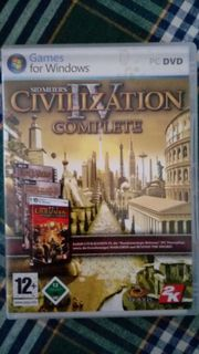 PC Spiel Civilization 4 IV