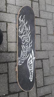 Hot Wheels Skateboard