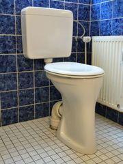 Toilette für Senioren