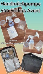 Handmilchpumpe von Philips Avent
