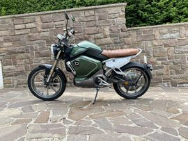 SUPERSOCO TC 45 km/h Elektro Moped Motorrad