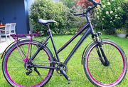 Kraftstoff Custom City-Bike