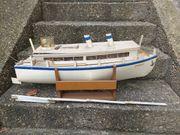 Modellschiff Eigenbau