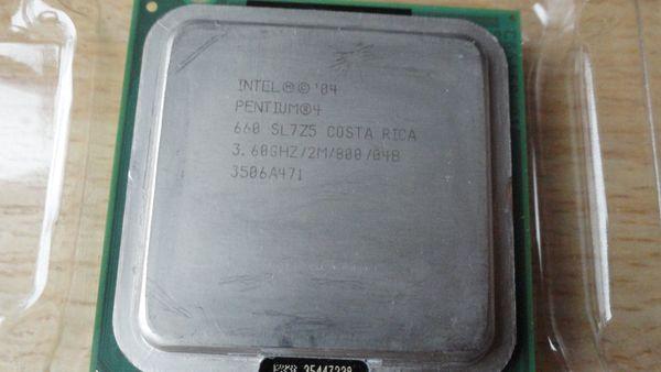 Prozessor Intel Pentium 4 3