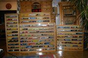 Komplette Sammlung Miniatur LKW s