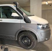 Volkswagen T5 4Motion Diffenzialsperre