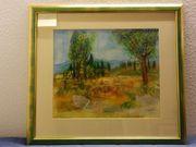 Gemälde Ernst Peter Rade - Acryl-Mischtechnik