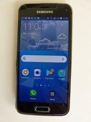 Samsung S5 mini schwarz