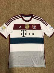 Original FC Bayern Trikot Gr