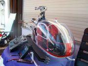 Vario RC Hubschrauber mit Turbine