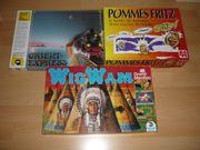 POMMES FRITZ ORIENT-EXPRESS WIGWAM Spiele