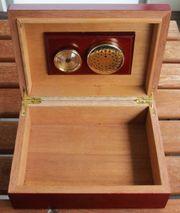 Humidor für Zigarren Gebrauchsspuren