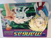 Zeichnungsbuch Mangas zeichnen