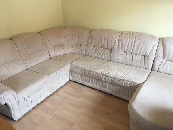 Sofa Couch XXL Wohnlandschaft