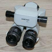 Zeiss OPMI Mikroskop Microscope Schwenktubus