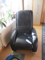 FERNSEHSESSEL Elekrisch - blau 50 -EUR