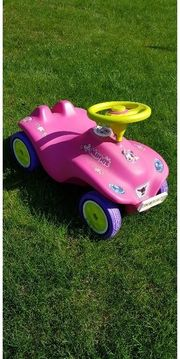 Bobby Car Minnie Mouse zu