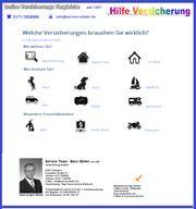 Bedarfsanalyse Versicherungen Online im Check