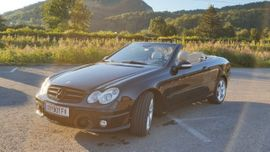 Mercedes Cabrio, Roadster - Mercedes Benz CLK 320 CDI