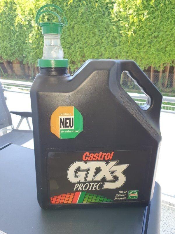 2 5 Liter CASTROL GTX3