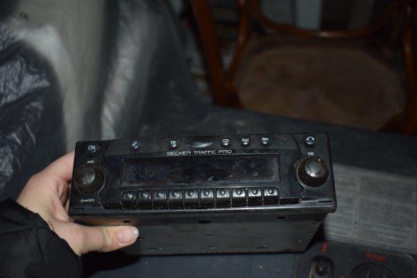 Becker Traffic Pro Radio
