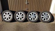 4x Orginal Opel Alufelge 6x15