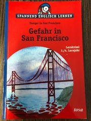 Lernkrimi Gefahr in San Francisco