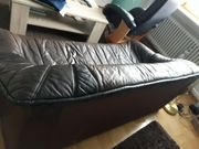 3er sofa echt Leder