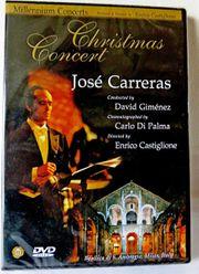 DVD Jose Carreras - Christmas Concert -