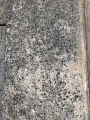 Stein Aussen - Fensterbank zu verschenken