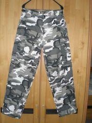 Miltec MiL-TEC Militärhose Tarnhose Camouflage