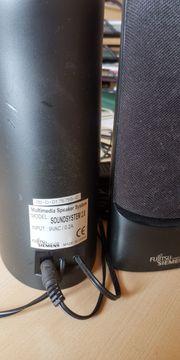 PC Lautsprecherrsystem