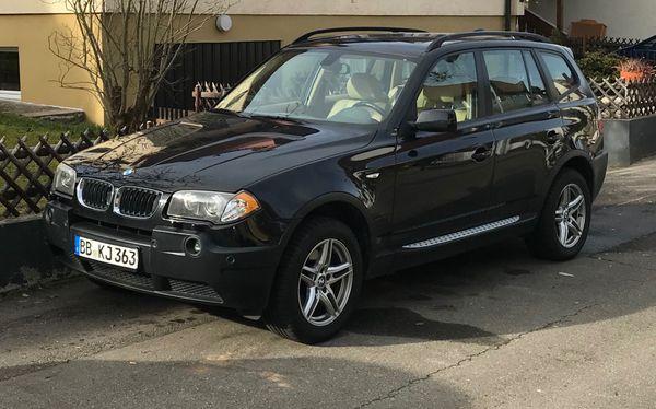 BMW X3 3 0i Aut