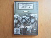 Der Blitzkrieg - Zeitgeschichte - Doku - Dvd