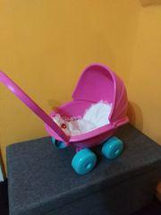 Puppenwagen farbe Rosa