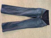 Umstandshose Jeans Größe 44 extralang