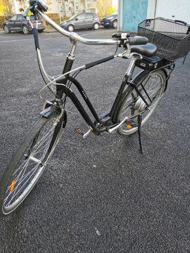 Damen-Fahrräder - Neuwertig E bike 09 2020