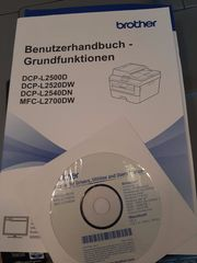 Multifunktionsdrucker Brother MFC-L2700DW