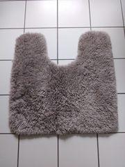 WC-Vorleger 57x57 cm kleine Wolke