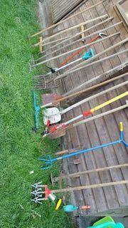 Garten Geräte Werkzeuge